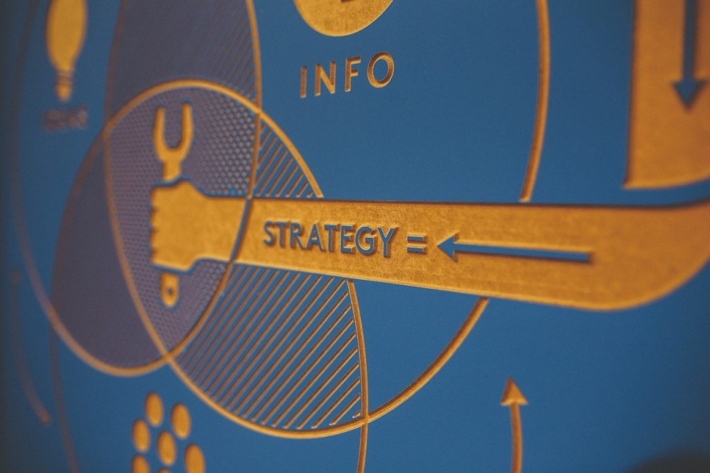 Image of strategy illustration.