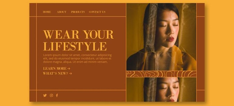 Use expert landing pages to make expensive products a luxury instead of a rip-off