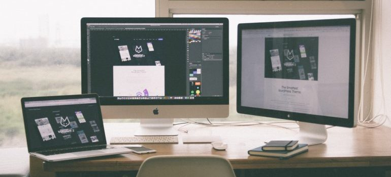 a set of devices used to represent ways to improve your website's page experience